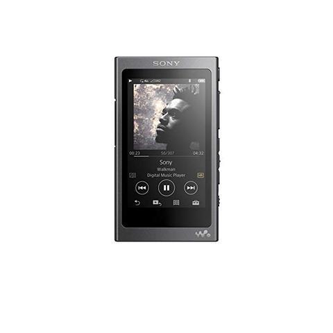 Walkman-leitor de Música Digital com Áudio de Alta Usado Sony Resolução Nw-a35 16 gb