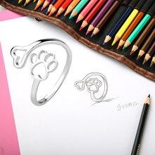 Adjustable Ring Dog Design