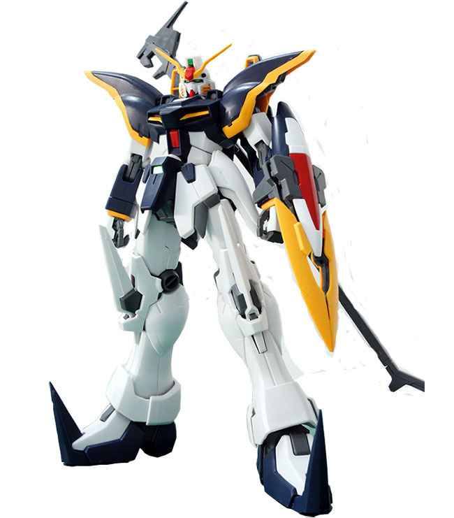 Free shipping action figures robot anime assembled Gundam MG 1:100MG God Of Death luminous stickers classic toy gundam HT523