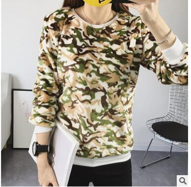 Autumn Winter Loose Womens Hoodies Top Face Smiling Expression Prints Harajuku Hoodies High Quality Flannel
