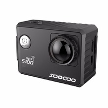 Genuine SOOCOO S100 Sports Action Camera 2 0 Wifi 4K 24fps NTK96660 12MP 30M Waterproof
