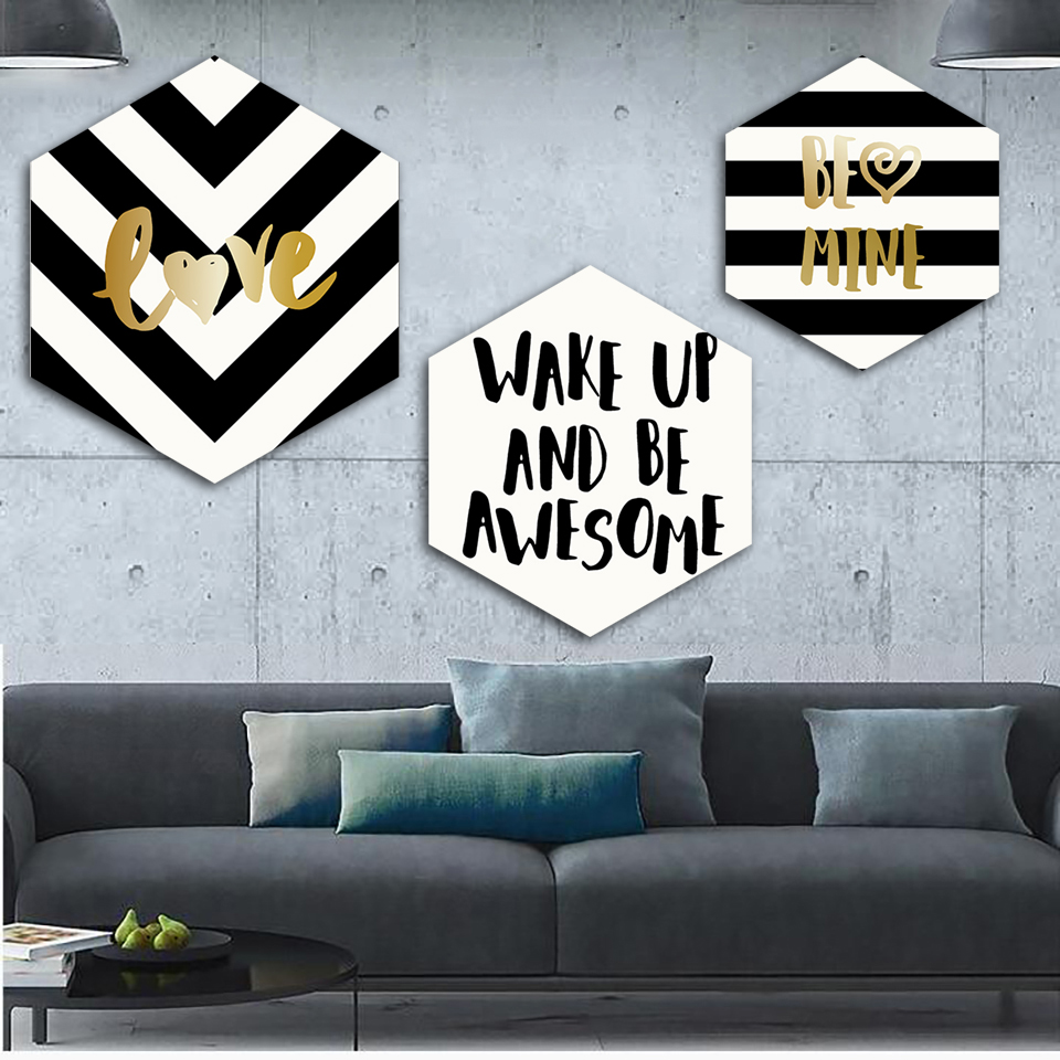 Black White Gold Bedroom Wall Decor Ideas For Bedroom Pinterest Bedroom Colors For Walls Bedroom Paint Ideas India: Black And White Line Pictures Bedroom Wall Art Minimalism