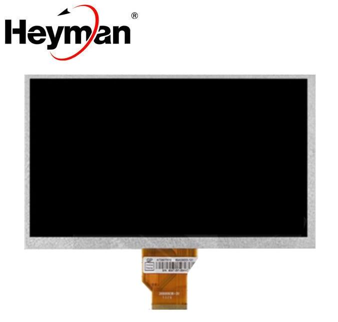Heyman 9''size LCD display screen (800*480), (210*126 mm), 50 pin) for Tablet PC Lattepanda Raspberry Pi Banana Pi(China)