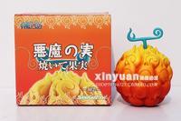 Wholesale Retail Classic Comic Anime One Piece Portgas D Ace Sabo Mera Mera no Mi Fire Fire Fruit Figure Toys