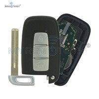 Remtekey Genuine OEM Original da chave do carro para a Kia Ray 8A 95440 A3000 3 Botão 434Mhz chave inteligente chave de Chip|Chave do carro| |  -