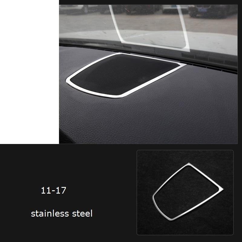 Automobile Modified Auto Body Interior Dashing Protecter Covers Accessories Bright Sequins 11 12 13 14 15 16 17 FOR BMW 5 Series in Automotive Interior Stickers from Automobiles Motorcycles