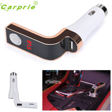 Best Red Color MP3 Player Wireless FM Transmitter Modulator Car Kit USB SD TF MMC LCD Remote Oct 11 8*