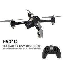 H501C X4 1080 P Cámara Sin Escobillas RC Drone Quadcopter GPS Retorno Automático para Principiantes F18978