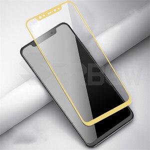 Image 5 - 15D pełna ochrona telefonu szkło dla Xiao mi mi 8 9 SE mi 8 Pro mi 9 A1 A2 Lite Pocophone F1 Max 3 2 hartowane zabezpieczenie ekranu Film