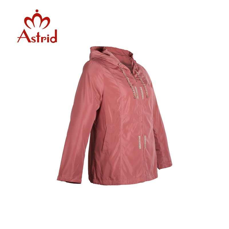 Frühling Mit Astrid Frauen Windjacke Große Damen Outwear Heißer Schlank Jacke Verkauf As9022 Kurze Jacken Kapuze Mantel 8kOPNn0wX