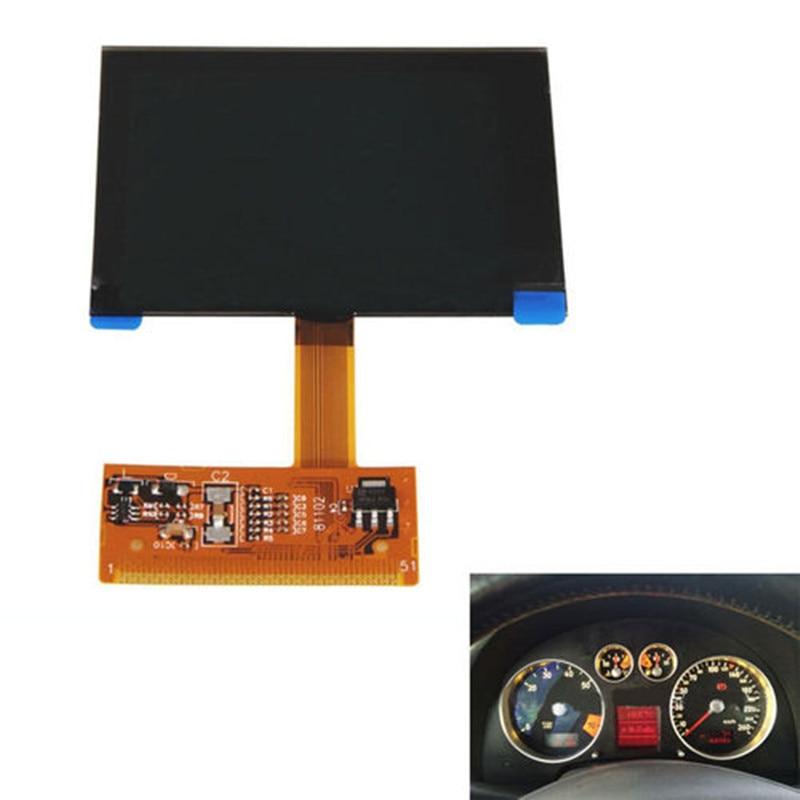 For Audi TT Instrument MK1 FIS Cluster Repair LCD Speedometer MFA