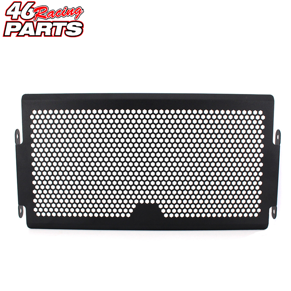 New Style Motorcycle Radiator Guard Protector Grille Grill Cover For YAMAHA XSR700 XSR/Tracer 700 2016 Free shipping motorcycle radiator protective cover grill guard grille protector for kawasaki z1000sx ninja 1000 2011 2012 2013 2014 2015 2016