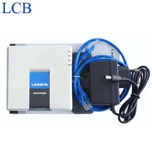 Image 5 - Brand New Factory Unlocked Linksys PAP2 NA PAP2T PAP2T Na ATA phone adapter  SIP VOIP Phone Adapter with 2 FXS phone