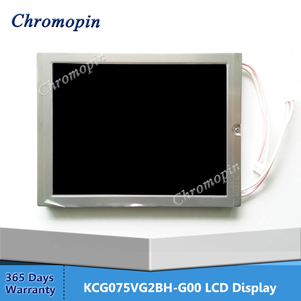 New Original LCD Display 7.5 inch KCG075VG2BH-G00 LCD Panel huawei mercury g00 55020701
