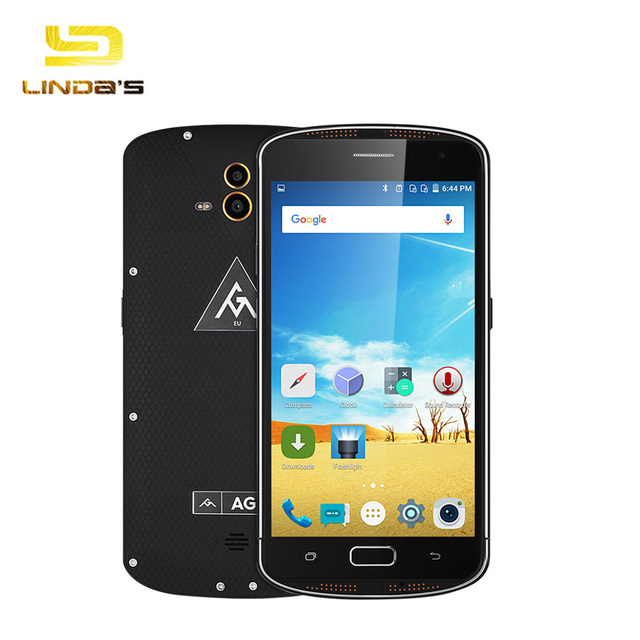 AGM X1 4G Cellphone Outdoor Tools 5.5'' Android 5.1 MSM8952 Octa Core 4GB 64GB Dual 13.0M Rear Camera NFC Fingerprint Cellphone