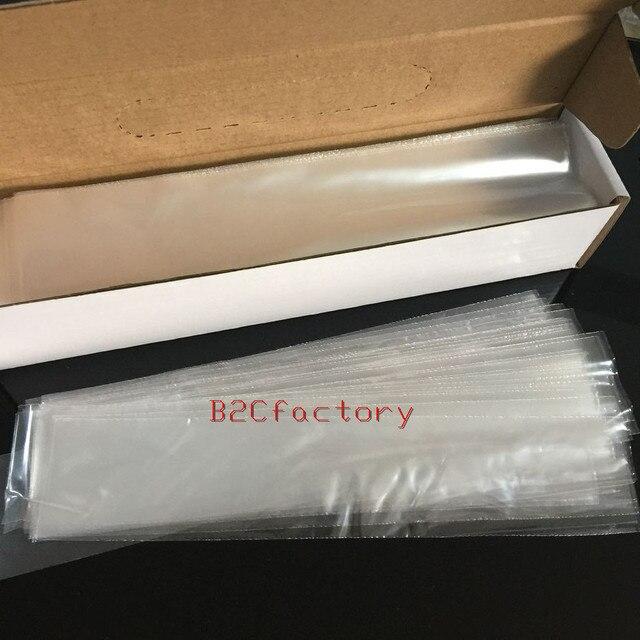 500 piezas nuevo Dental desechable de plástico cubierta de manga para sensor de rayos x