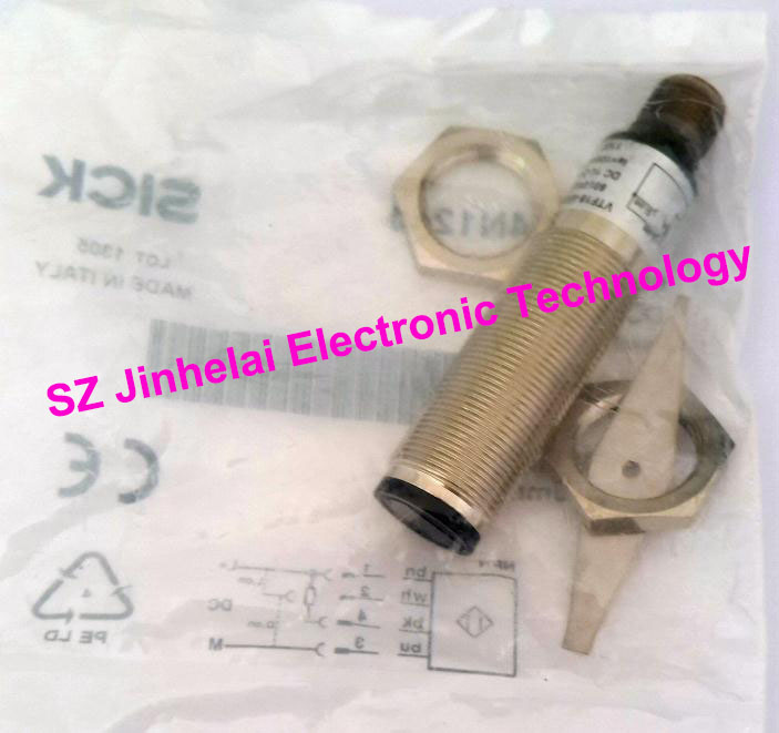 100% New and original  VTF18-4N1240, VTF18-4P1240  SICK  Photoelectric switch [zob] 100% new original omron omron proximity switch e2e x10d1 n 2m