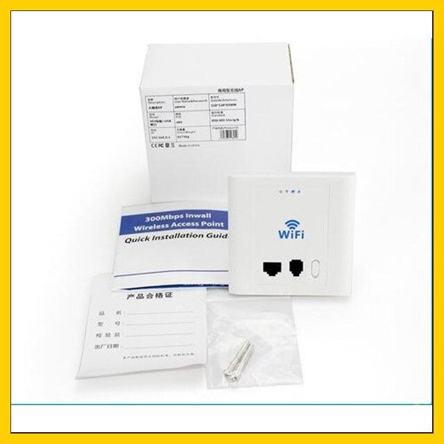 10 Pcs Lf-pw300p 48 V 300 Mbps Einbau Wifi Ap Access Point