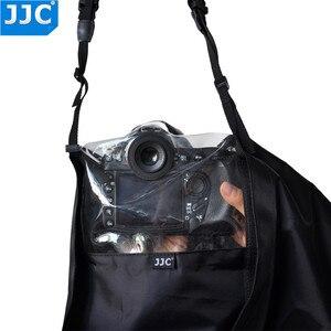 Image 5 - JJC レインコートカバーダストプロテクター D7100 D7000 D5300 D5200 D5100 D3300 D3200 D3100 D750 D610 D300s F80 f65