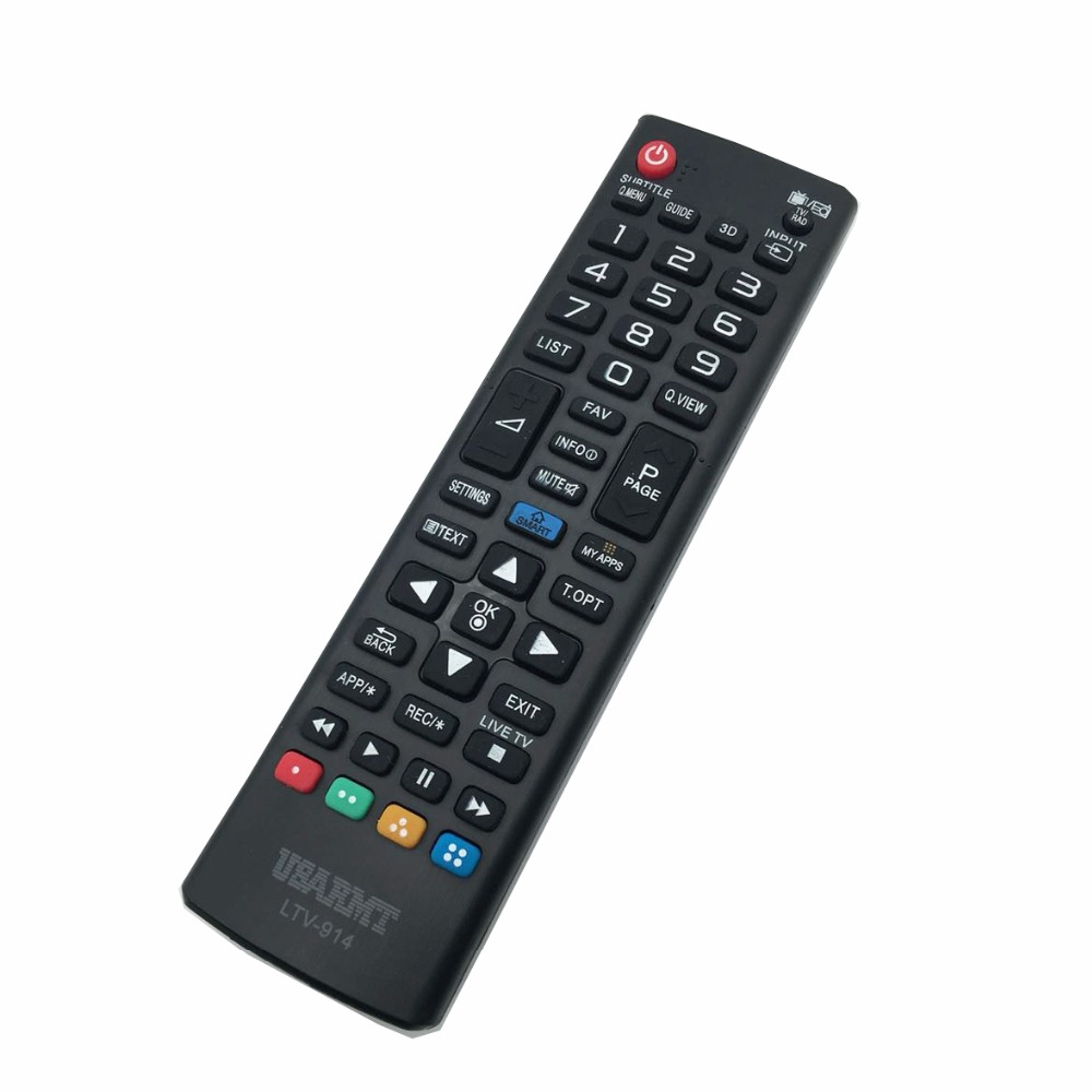 Universal Remote Control LTV-914 FIT FOR LG TV AKB73715679 AKB73715634 For Many Models Smart 3D TV Fernbedienung