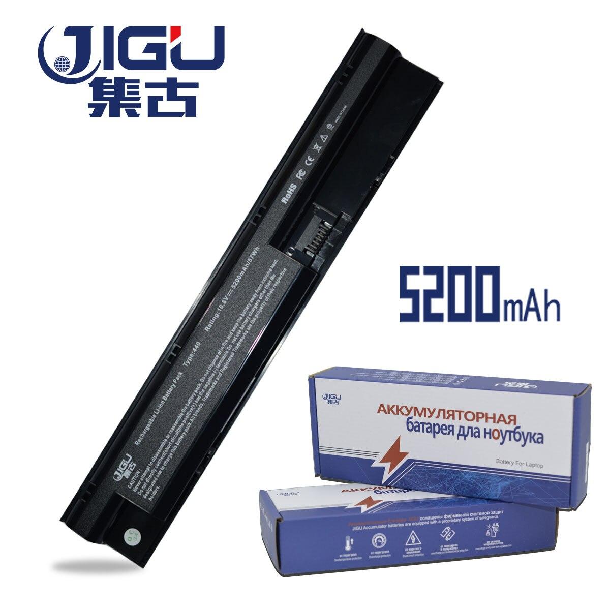 все цены на JIGU 5200mah Laptop Battery For HP COMPAQ ProBook 440 445 450 455 470 G0 G1 G2 707617-421 708457-001 708458-001 FP06 FP06XL FP09 онлайн