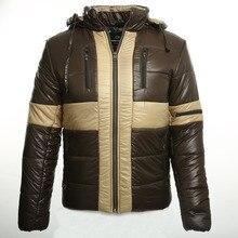 2017 new winter jacket men Long sleeve thick 0-30 winter coat Windproof Hood Men Jacket Warm Men Parkas