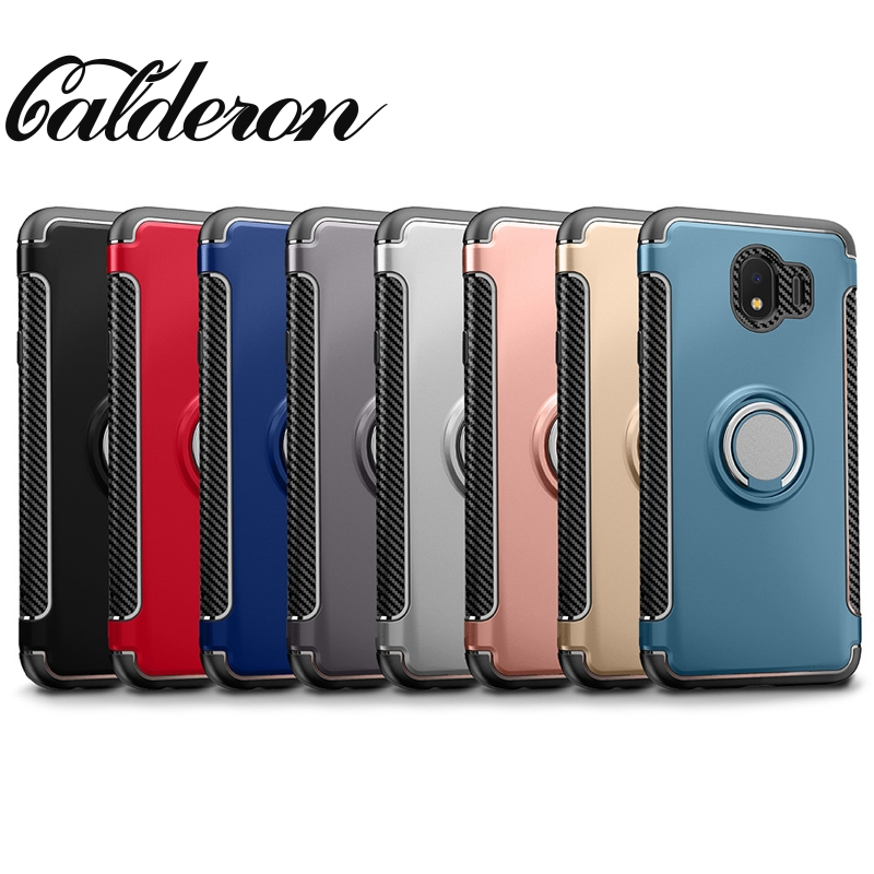 McCollum Phone Cases For Samsung Galaxy J2 J4 J6 J8 2018 Case Cover PRO J7 PLUS C7 2017 C8 NOTE 9 NOTE9 Skin With Finger Ring