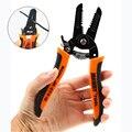 [Super Deal] JAKEMY JM-CT4-12 Braçadeira de Fio Cortador De Stripper 7.0 polegada Alicate Ferramenta de Hardware Elétrica Multi-tamanho Baioneta braçadeira