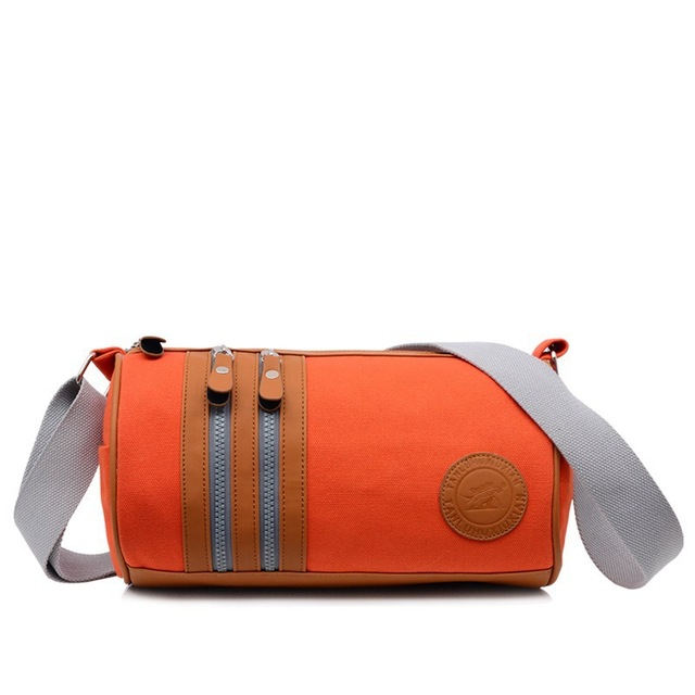 Online Fashion Uni Canvas Messenger Bag Crossbody Shoulder
