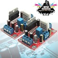 2 Pcs Dual Channel 85 W Placa Amplificador Estéreo Hifi TDA7294 DC Placa AMP Montado Placa Amplificador De Áudio Do Carro 55mm * 32mm