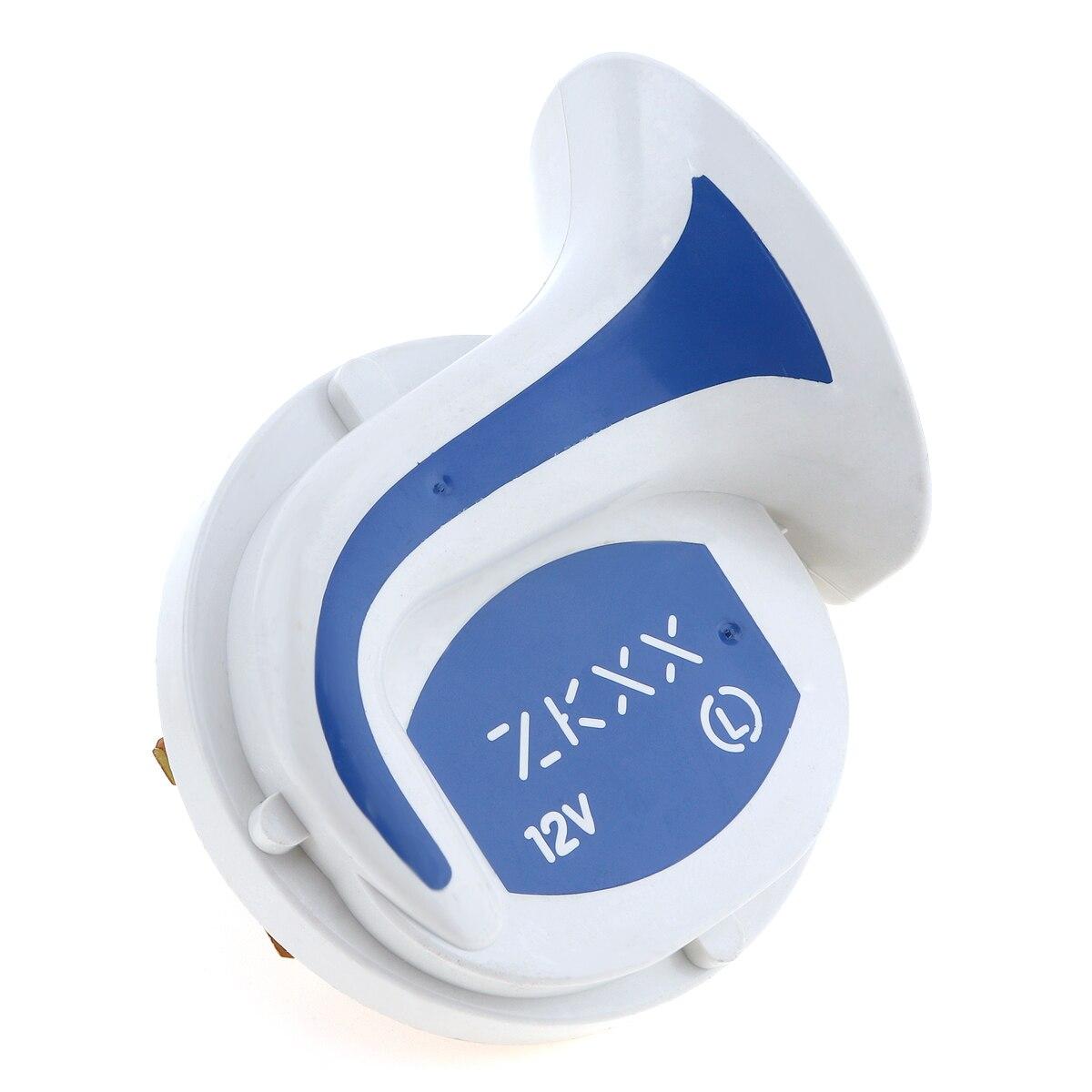 Loud Horn Auto Speaker Alarm 2V 150db Tone Vehicle Boat Car Motor ...