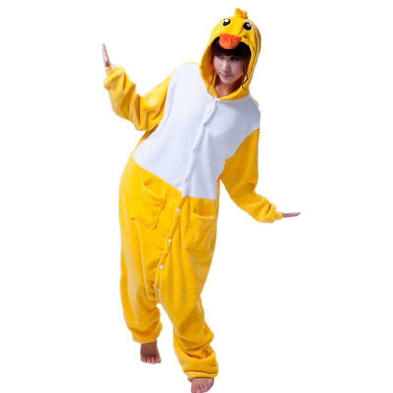 Weihnachten Ente.Us 20 78 25 Off Gelb Ente Erwachsene Kostüm Nicht Enthalten Slipper Cartoon Tier Cosplay Onesies Pyjamas Overall Für Halloween Weihnachten Party