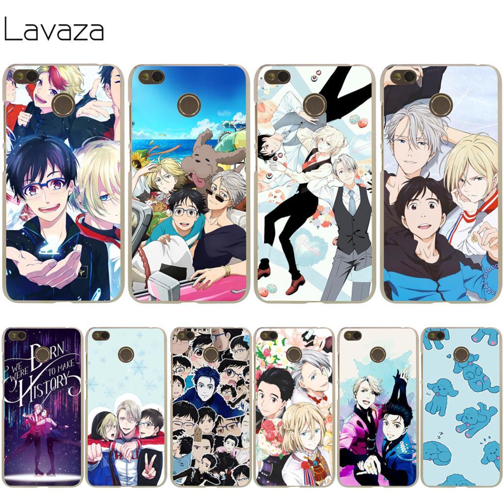 Lavaza Yuri On Ice Cover Case for Xiaomi Redmi Note Mi 3 3S 4X 4 4A A1 5 5A 5S 5X MI5 MI6 Pro Plus