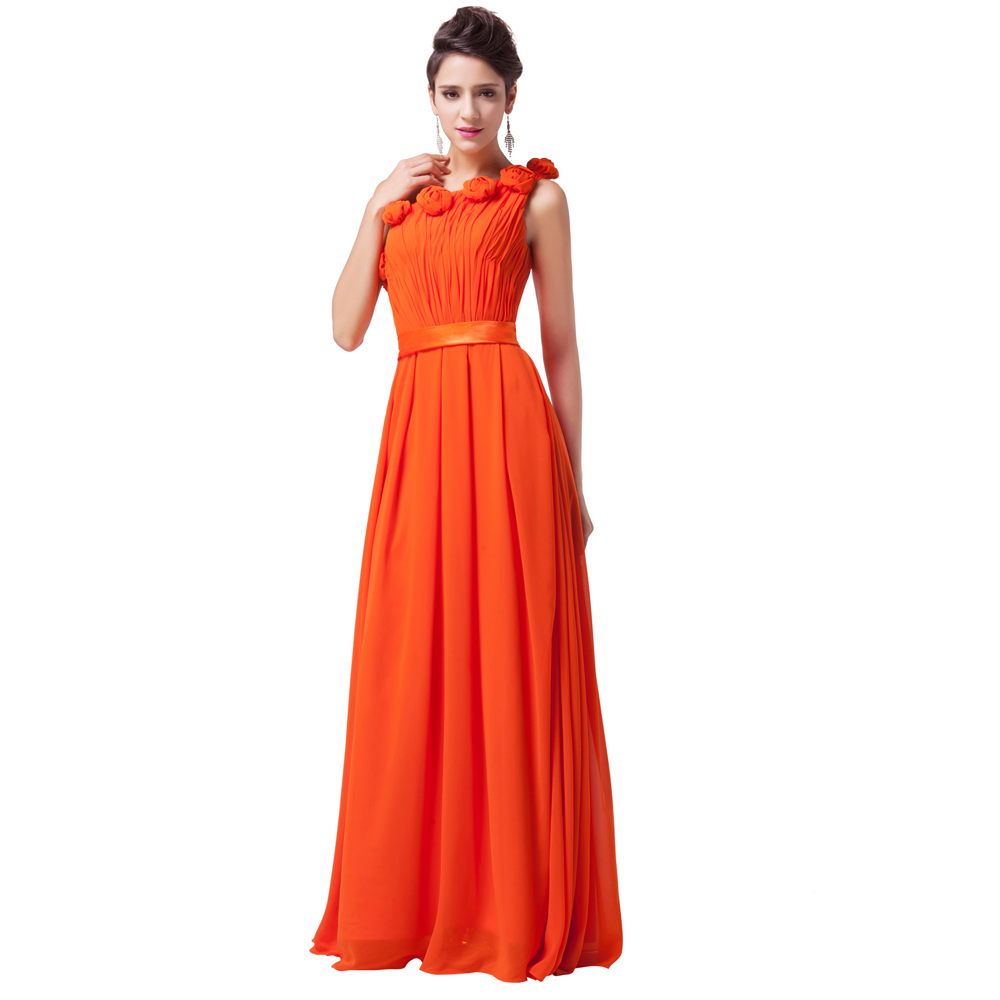 Grace Karin Floor Length One Shoulder Formal Evening Dresses 2016 ...