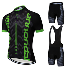 2018 negro verde más ropa de ciclismo Jersey de bici de secado rápido para  hombres bicicletas fefbae779c1e