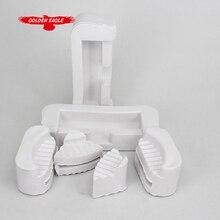 Промышленные Аксессуары для швейных машин синхронный 6-1 головка четыре угловые накладки масляный поддон ударопрочный резиновый