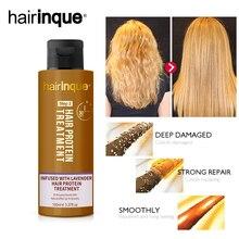 HAIRINQUE Lavender smell 12% brazilian keratin hair treatment for hair straightening make hair smooth and soft hair treatment