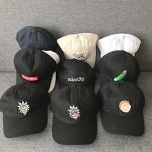Rick and Morty hat collection Crazy Rick Baseball Cap Americ