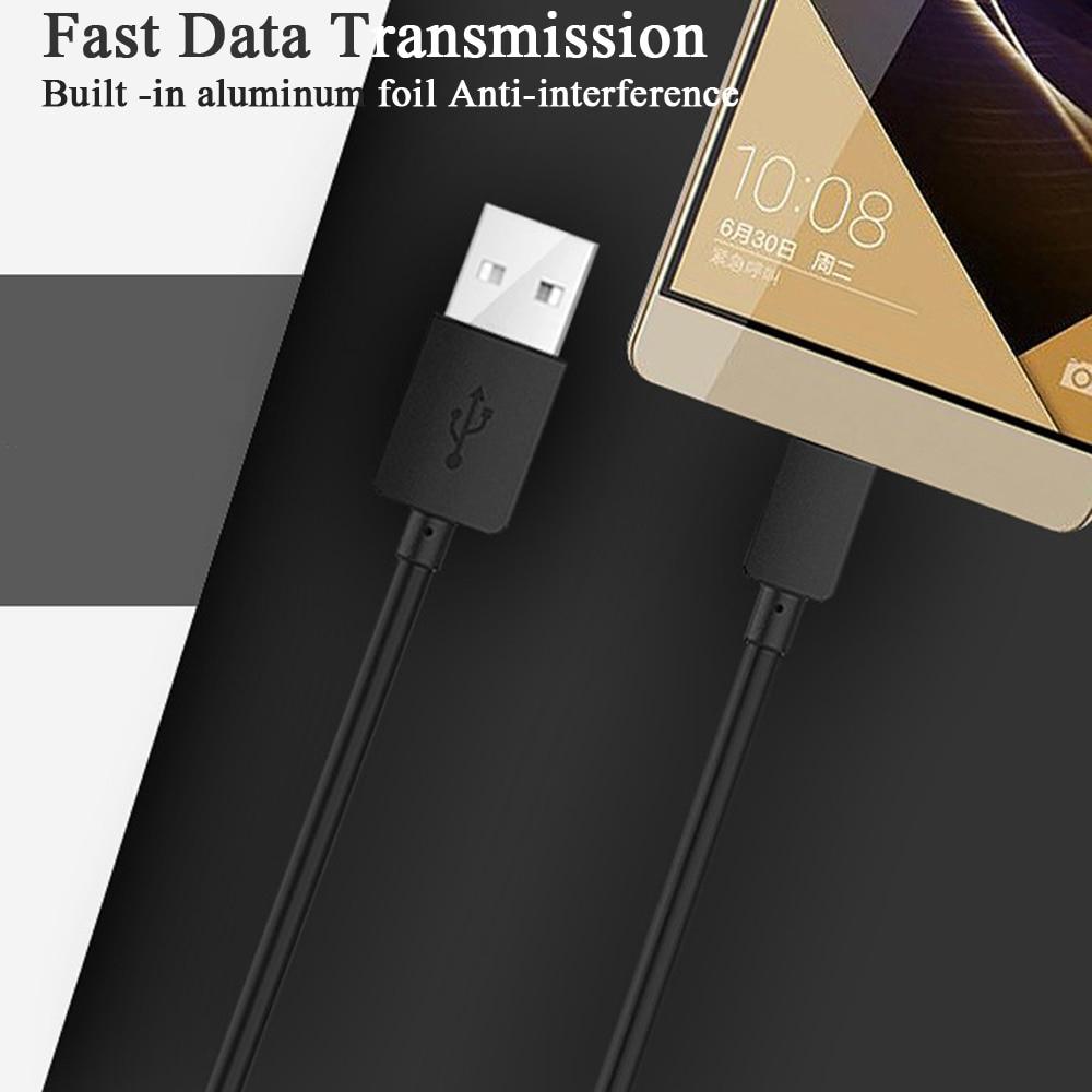 Câble de chargeur de téléphone portable à charge rapide câble Micro USB 1M 2 M 3 M câble de Date pour tablette Android