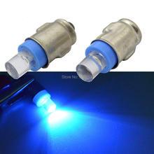 цена на 4Pcs Positive Earth White Blue Green 12V BA7S LLB281 GLB281 DIP LED Car Light Reverse Light Bulb Warning Lamp