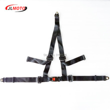 Seat-Belts Karting-Parts Buggy Go-Kart PT 3 Vehicle Razor-Rzr Points Utility Fit-For