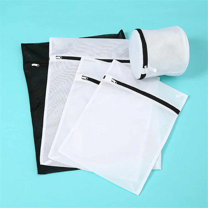 Premium duża torba na pranie worki na pranie z siatki mały biustonosz delikatne komplet bielizny