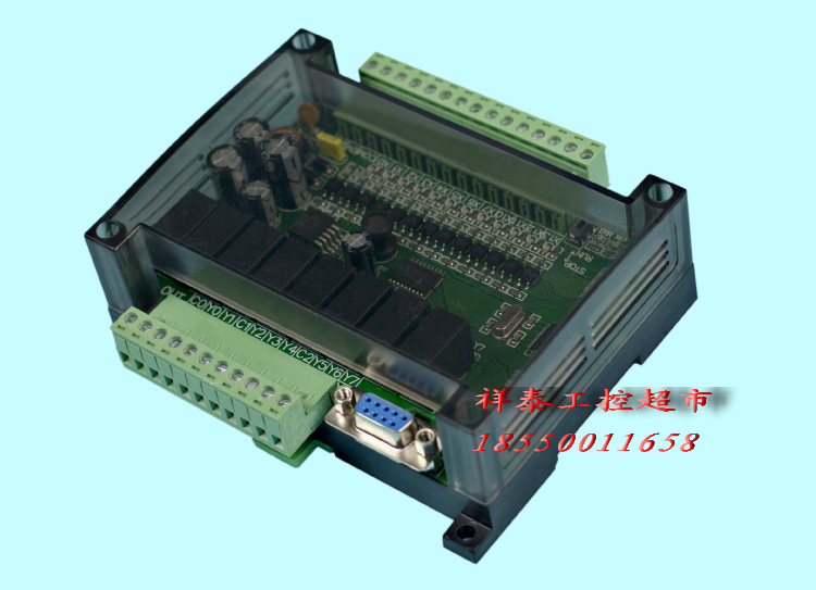 PLC Industrial Control Board Domestic MITSUBISHI FX1N-20MR FX1N-20MT PLC Programmable Controller lk1n 20mr made in china plc board plc industrial control board online download monitor text