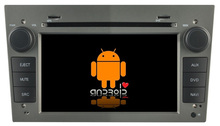 S160 Quad Core Android 4.4.4 car audio FOR OPEL ZAFIRA(2005-2011) car dvd  player head device car multimedia car stereo