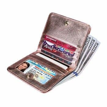 Compact Bi-Fold Wallet 3