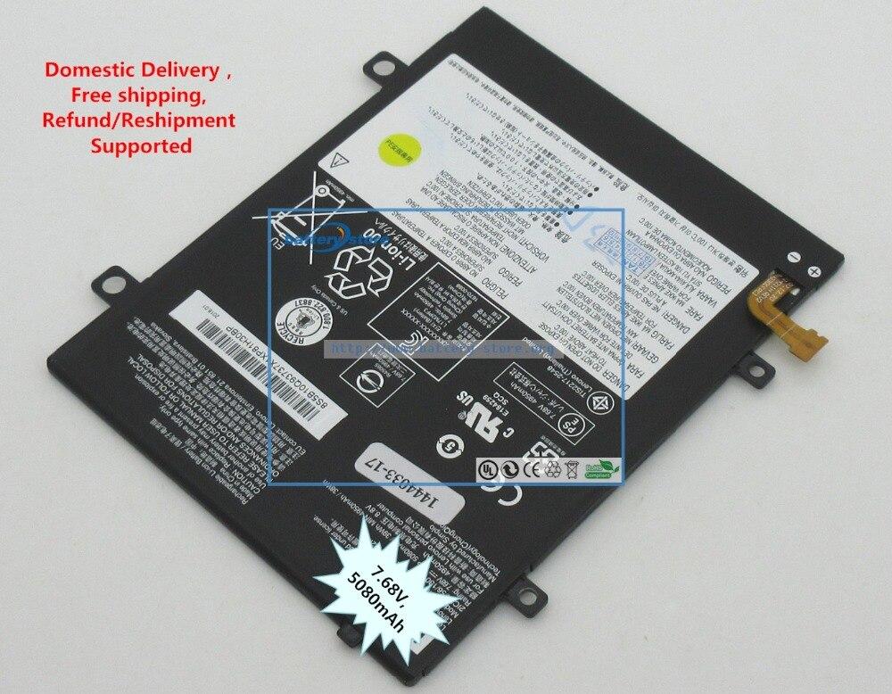 Asli Baterai L17m2pf3 5b10q93737 928qa230h L17l2pf3 L17s2pf3 Untuk Lenovo Ideapad D330 10igm 7 68 V 5080 Mah 39 Laptop Batteries Aliexpress