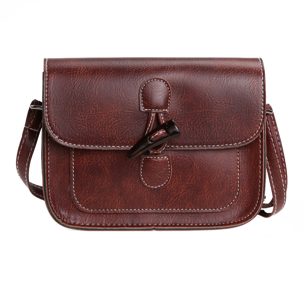 64f87730eb5 2018 New Women Solid Color bag Ladies Rivet leather Crossbody Shoulder bag  Small Mini Party bags High quality Messenger bag