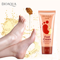 Honey Moisturizing Foot Cream Hydrating Foot Care Products Anti Drying Cellulite Cracked Herbal Remove Dead Skin Foot Lotion 60g