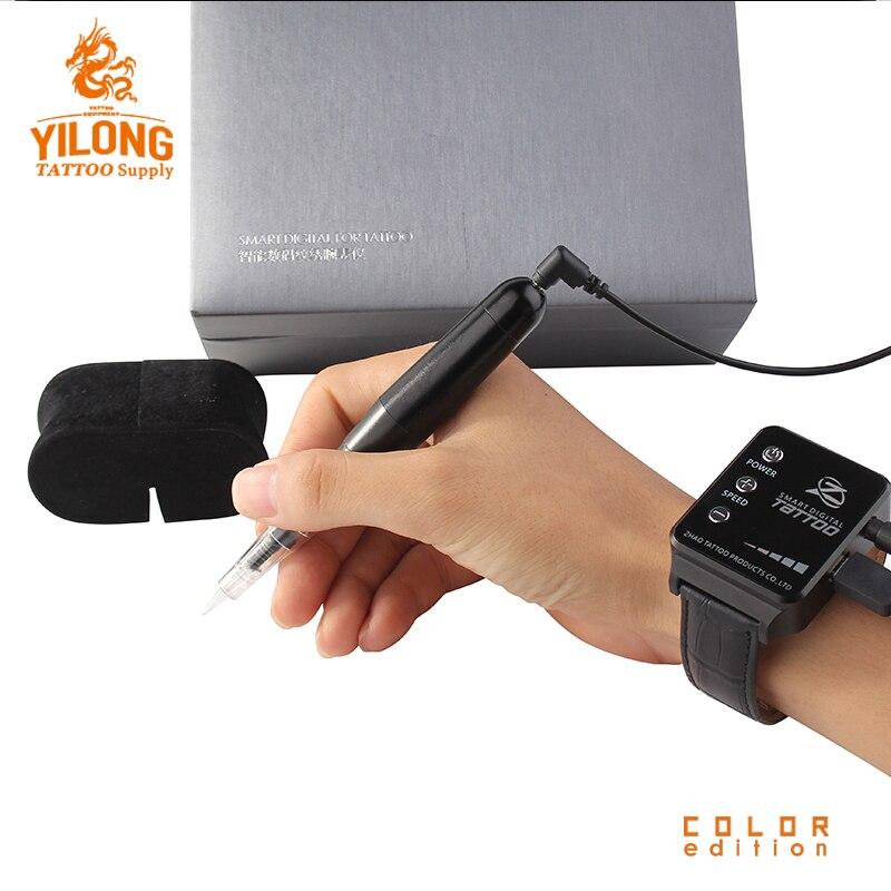 Yilong Watch Tattoo Power Supply With Eyebrow Machine Tattoo Machine Kit Power Supply for Tattoo Machine & Any electronic device yilong yilong lcd dual tattoo machine gun power supply