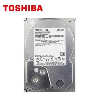 "Image 3 - TOSHIBA DVR NVR CCTV 2TB Hard Drive Disk 2000GB HDD HD Internal SATA 3 5700RPM 32M 3.5"" Harddisk Harddrive"